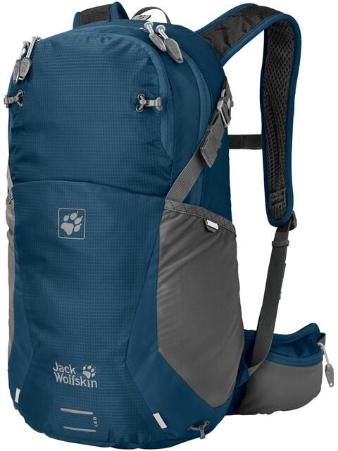 Jack Wolfskin Moab Jam 24 Daypack poseidon blue